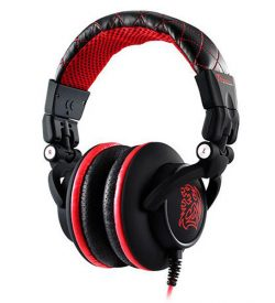 Dracco - Crimson Black | Headsets | SiliconBlue Corporation Ltd.
