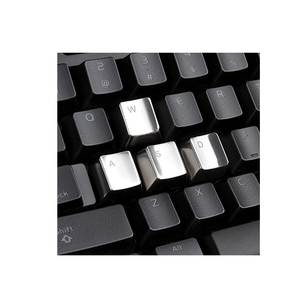 MetalCaps (W+A+S+D+Esc) | Keyboards | SiliconBlue Corporation Ltd.
