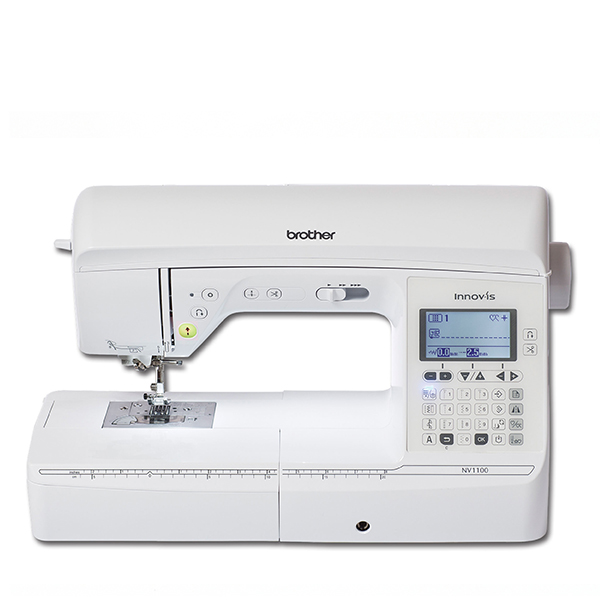 Innov-is NV1100 | Sewing Machines | SiliconBlue Corporation Ltd.