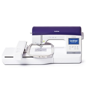 Innov-is NV800E | Embroidery Machines | SiliconBlue Corporation Ltd.