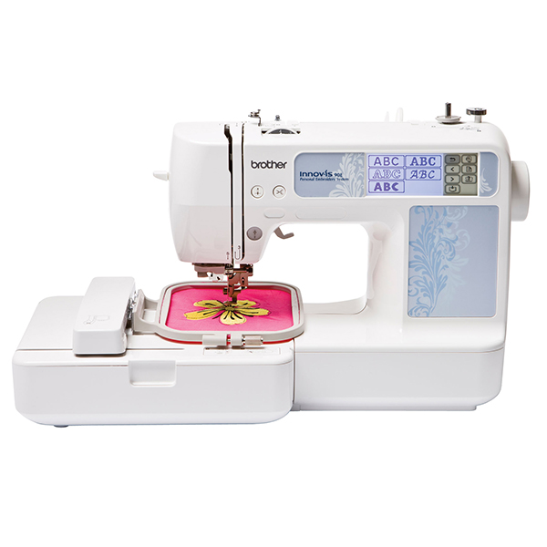 Innov-is 90E | Embroidery Machines | SiliconBlue Corporation Ltd.