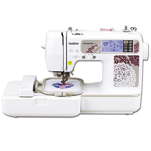 Innov-is-955 | Sewing & Embroidery | SiliconBlue Corporation Ltd.