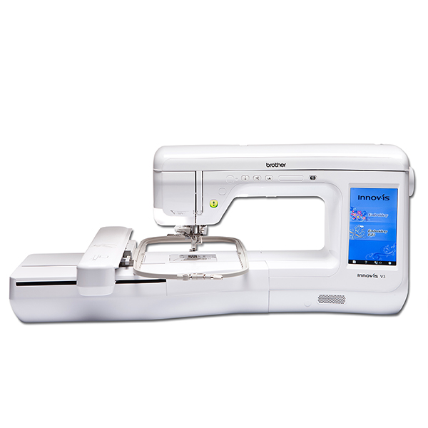 Innov-is V3 | Embroidery Machines | SiliconBlue Corporation Ltd.