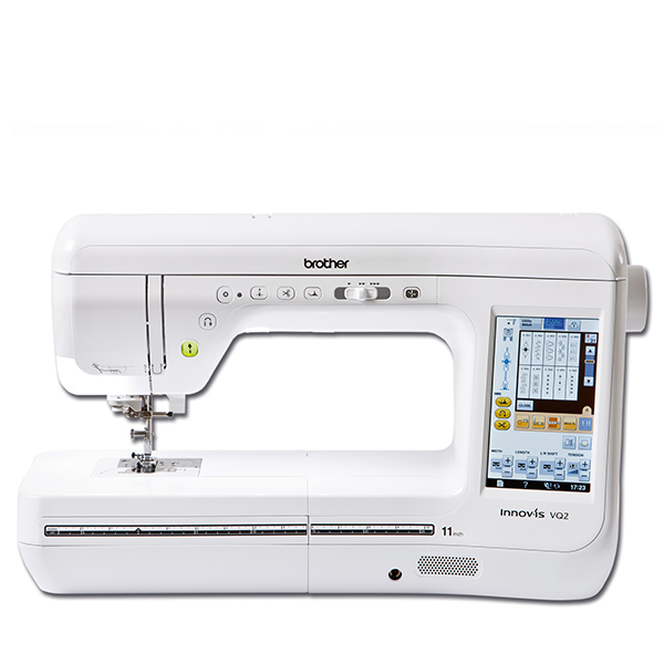 Innov-is VQ2 | Sewing Machines | SiliconBlue Corporation Ltd.