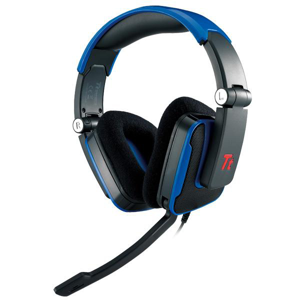 Shock - Marina Blue | Headsets | SiliconBlue Corporation Ltd.