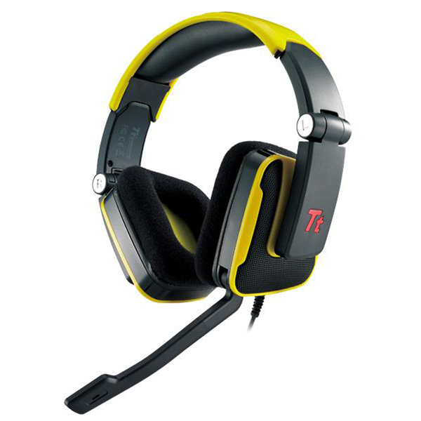 Shock - Sunfire Yellow | Headsets | SiliconBlue Corporation Ltd.