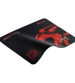 White-Ra - Black | Mouse Pads | SiliconBlue Corporation Ltd.