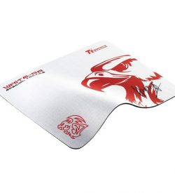 White-Ra - Άσπρο | Mouse Pads | SiliconBlue Corporation Ltd.