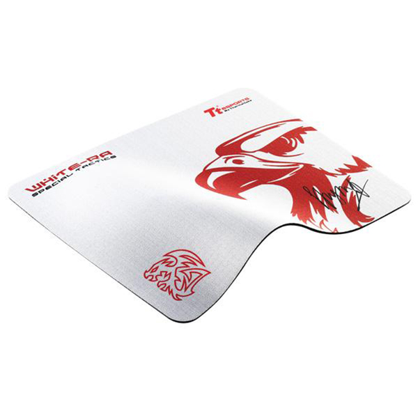 White-Ra - White | Mouse Pads | SiliconBlue Corporation Ltd.