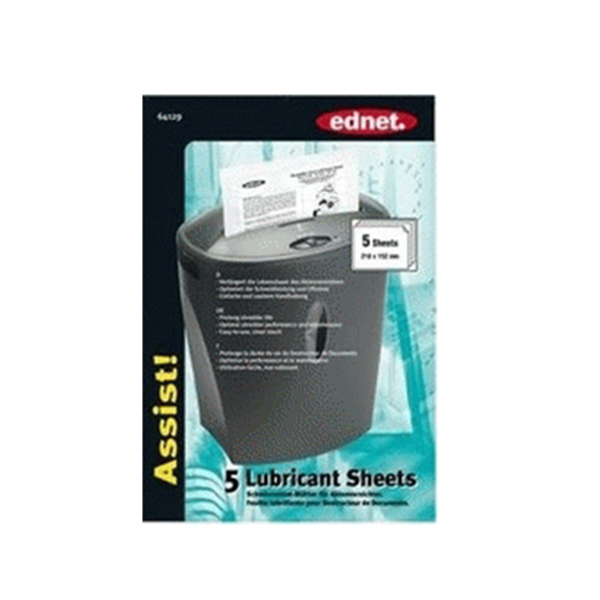 Lubricant Sheets