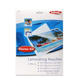 Laminating pouches - Starter Kit | Laminating | SiliconBlue Corporation Ltd.