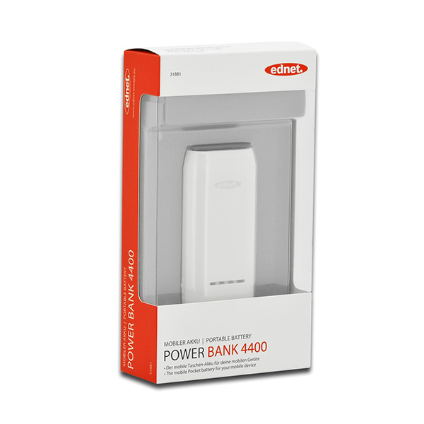 Power Bank 4400