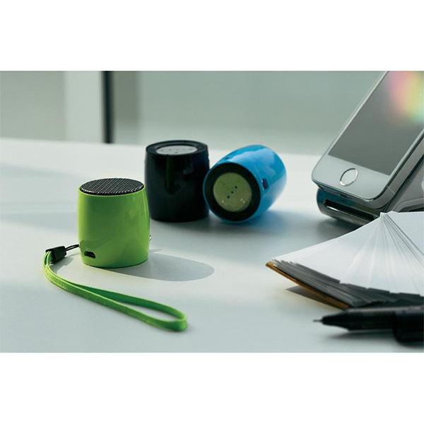 BoomPill Bluetooth Speaker, BT 2.1, NFC,3.5 mm audio, 3W output, selfie function