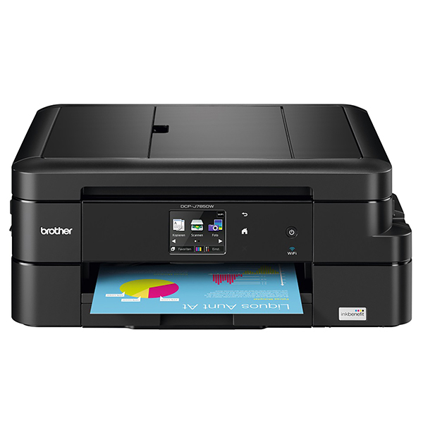 DCP-J785DW | Colour Inkjet All-in-one | SiliconBlue Corporation Ltd.