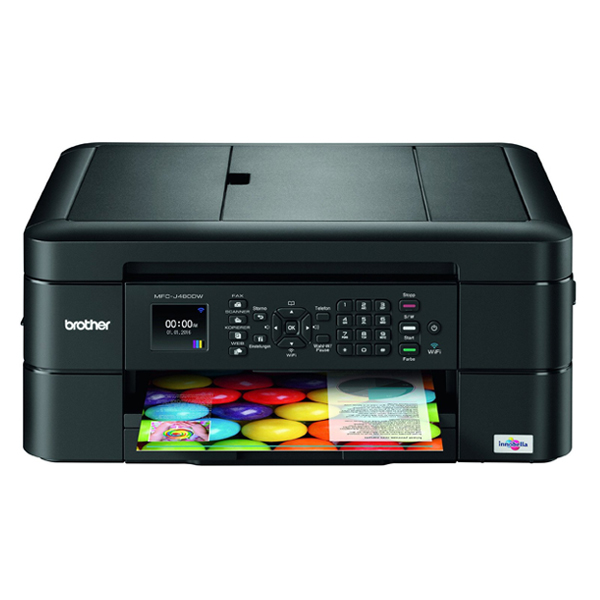 MFC-J480DW | Colour Inkjet All-in-one | SiliconBlue Corporation Ltd.