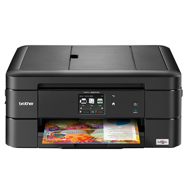MFC-J680DW | Colour Inkjet All-in-one | SiliconBlue Corporation Ltd.