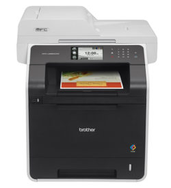 MFC-L8850CDW   Colour Laser All-in-one   SiliconBlue Corporation Ltd.