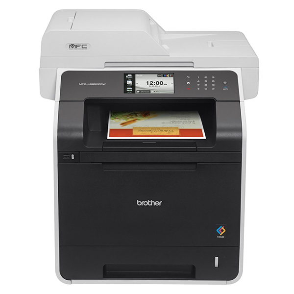 MFC-L8850CDW | Colour Laser All-in-one | SiliconBlue Corporation Ltd.