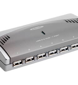 USB 2.0 HUB 7 Port, ACTIVE | USB Hubs | SiliconBlue Corporation Ltd.