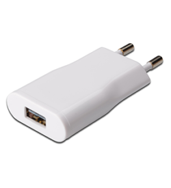 USB Charger Slim Type, 5W | Chargers | SiliconBlue Corporation Ltd.