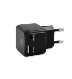 Bluetooth Audio Receiver with USB Charging Port | Charger | SiliconBlue Corporation Ltd.