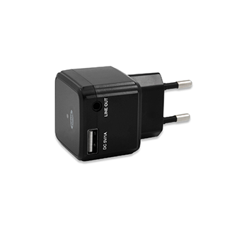 Bluetooth Audio Receiver with USB Charging Port   Charger   SiliconBlue Corporation Ltd.