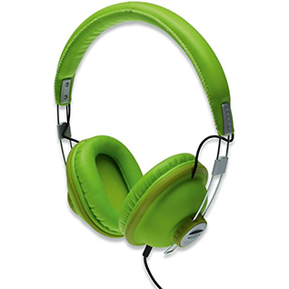 AURICLE Headphone with microphone   Headsets   SiliconBlue Corporation Ltd.