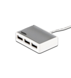 USB 2.0 HUB with 4 port and power supply | USB Hubs | SiliconBlue Corporation Ltd.