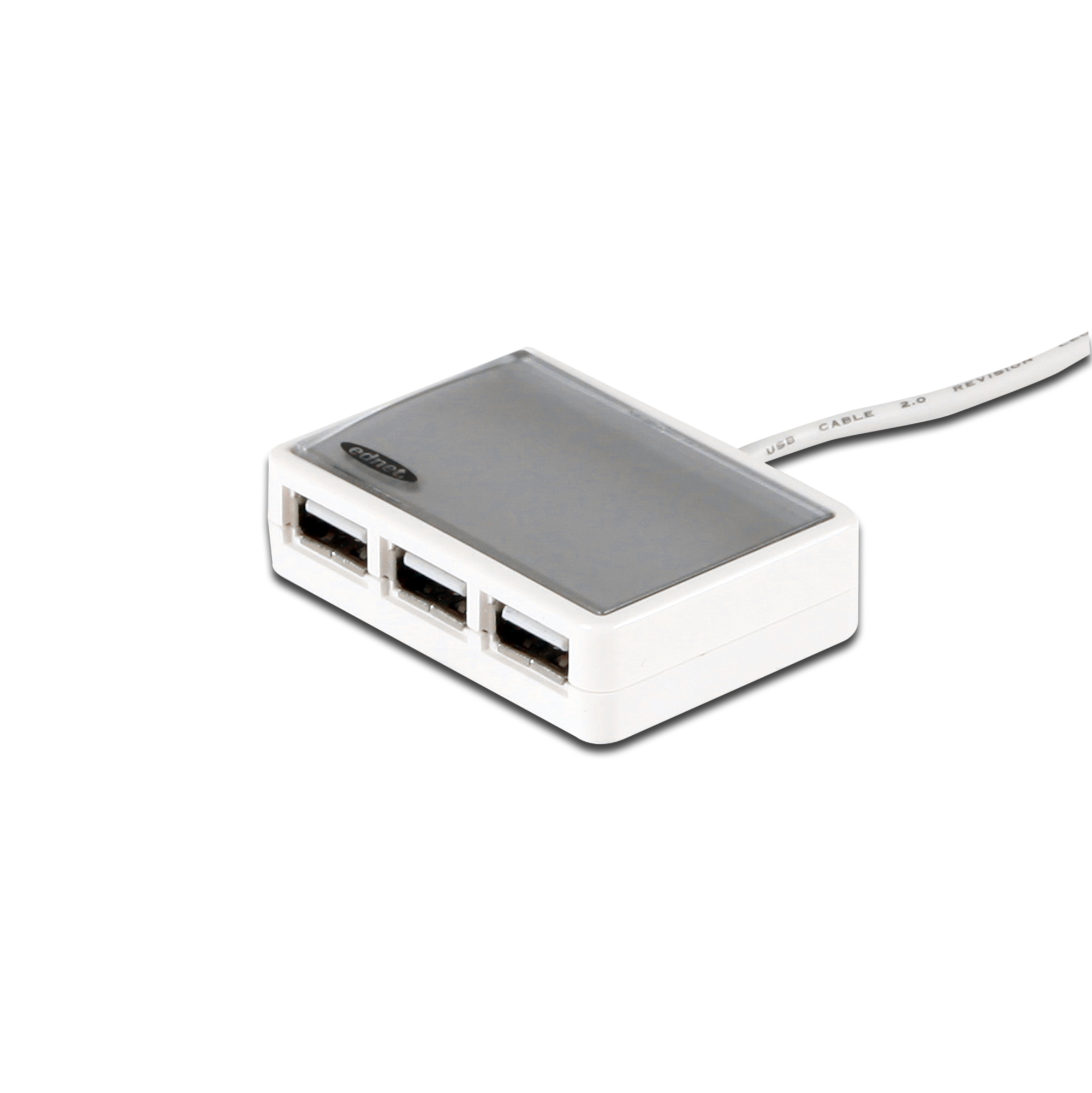 USB 2.0 HUB with 4 port and power supply