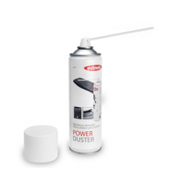 Ednet POWER DUSTER, can with 400ml high pressure | Cleaning Products | SiliconBlue Corporation Ltd.