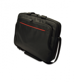 "Notebook Bag, 15.6 "", super-fiber, nylon, black"