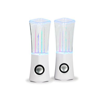 Color Splash Speaker, white | Speakers | SiliconBlue Corporation Ltd.