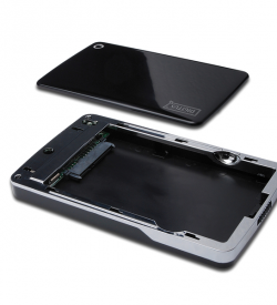 External drive enclosure 2.5, USB 2.0, SATA 2.5 HDD | Storage | SiliconBlue Corporation Ltd.