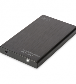 Digitus 2.5 SSD/HDD Enclosure, SATA I-II - USB 2.0
